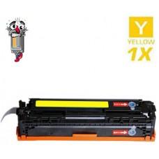 Hewlett Packard CE322A HP128A Yellow Laser Toner Cartridge Premium Compatible