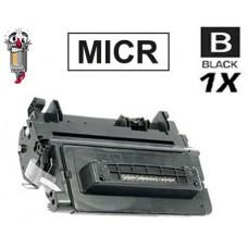 Hewlett Packard CE390AM HP90AM mICR Black Laser Toner Cartridge Premium Compatible