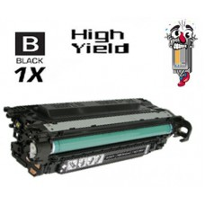 Hewlett Packard CE400X HP507X High Yield Black Laser Toner Cartridge Premium Compatible