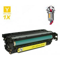 Hewlett Packard CE402A HP507A Yellow Laser Toner Cartridge Premium Compatible