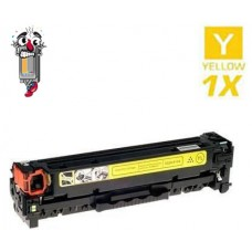 Hewlett Packard HP305A CE412A Yellow Laser Toner Cartridge Premium Compatible