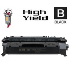 Hewlett Packard CE505X HP05X High Yield Black Laser Toner Cartridge Premium Compatible