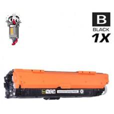 Hewlett Packard CE740A HP307A Black Laser Toner Cartridge Premium Compatible