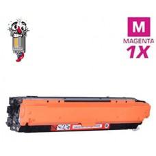 Hewlett Packard CE743A HP307A Magenta Laser Toner Cartridge Premium Compatible