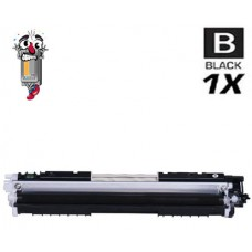 Hewlett Packard CF350A HP130A Black Laser Toner Cartridge Premium Compatible
