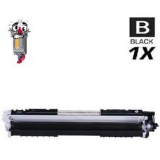 Hewlett Packard CF350A HP130A Black Laser Toner Cartridge Premium Compatible