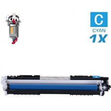 Hewlett Packard CF351A HP130A Cyan Laser Toner Cartridge Premium Compatible