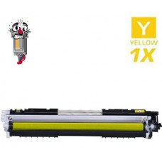Hewlett Packard CF352A HP130A Yellow Laser Toner Cartridge Premium Compatible