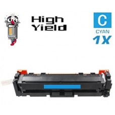 Hewlett Packard CF411X HP410X High Yield Cyan Laser Toner Cartridge Premium Compatible