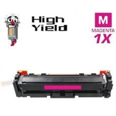 Hewlett Packard CF413X HP410X High Yield Magenta Laser Toner Cartridge Premium Compatible