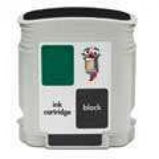Hewlett Packard HP82 CH565A Black Inkjet Cartridge Remanufactured