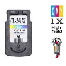 Canon CL241XL High Yield Tri-Color Inkjet Cartridge Remanufactured