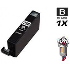 Canon CLI226PBK Black Inkjet Cartridge Remanufactured