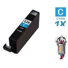 Canon CLI226C Cyan Inkjet Cartridge Remanufactured