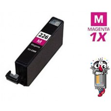 Canon CLI226M Magenta Inkjet Cartridge Remanufactured