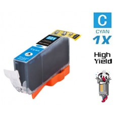 Canon CLI221C Cyan Inkjet Cartridge Remanufactured