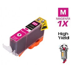 Canon CLI221M Magenta Inkjet Cartridge Remanufactured