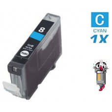 Canon CLI8C Cyan Inkjet Cartridge Remanufactured