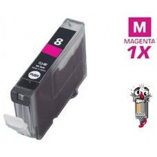 Canon CLI8M Magenta Inkjet Cartridge Remanufactured