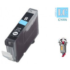 Canon CLI8PC Photo Cyan Inkjet Cartridge Remanufactured