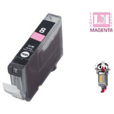 Canon CLI8PM Photo Magenta Inkjet Cartridge Remanufactured
