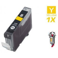 Canon CLI8Y Yellow Inkjet Cartridge Remanufactured