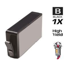 Hewlett Packard HP564XL CN684WN Black Ink Cartridge Remanufactured