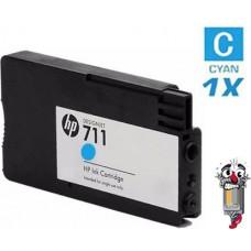 Hewlett Packard CZ130A HP711 Cyan Ink Cartridge Premium Compatible