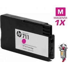 Hewlett Packard CZ131A HP711 Magenta Ink Cartridge Premium Compatible