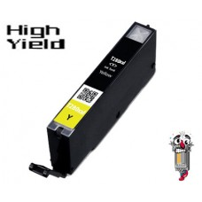 Canon CLI281XXL Yellow Super High Yield Ink Cartridge Remanufactured