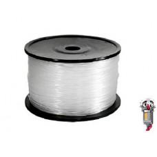 Clear 1.75mm 0.5kg TPU Filament for 3D Printers