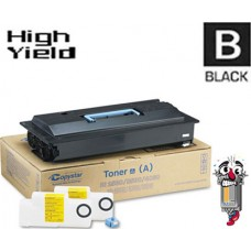 Genuine Original Copystar 370AB016 Black Laser Toner Cartridge