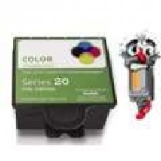 Dell DW906 (Series20) Color Inkjet Cartridge Remanufactured