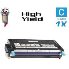 Dell PF029 (310-8094) High Yield Cyan Laser Toner Cartridge Premium Compatible