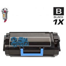 Dell 331-9756 X5GDJ High Yield Black Laser Toner Cartridge Premium Compatible Premium Compatible