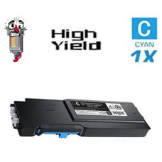 Dell 593-BCBE G7P4G High Yield Cyan Laser Toner Cartridge Premium Compatible