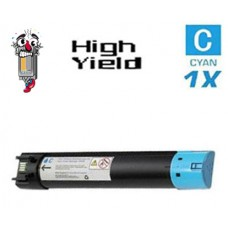 Dell 5Y7J4 High Yield Cyan Laser Toner Cartridge Premium Compatible