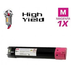 Dell MPJ42 High Yield Yellow Laser Toner Cartridge Premium Compatible