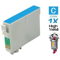 Epson T127220 Extra High Yield Cyan Inkjet Cartridge Remanufactured