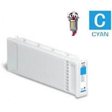 Epson T725200 UltraChrome Cyan Ink Cartridge Remanufactured