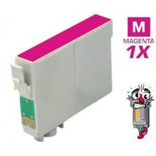 Epson T126320 Moderate Magenta Inkjet Cartridge Remanufactured