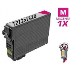 Epson T212XL320 Magenta Inkjet Cartridge Remanufactured