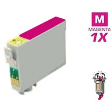 Epson T288XL Magenta DuraBrite High Yield Ultra Pigment Inkjet Cartridge Remanufactured