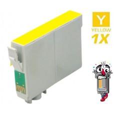 Epson T126420 Moderate Yellow Inkjet Cartridge Remanufactured