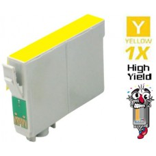 Epson T127420 Extra High Yield Yellow Inkjet Cartridge Remanufactured