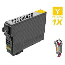 Epson T212XL420 Yellow Inkjet Cartridge Remanufactured
