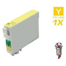 Epson T288XL Yellow DuraBrite High Yield Ultra Pigment Inkjet Cartridge Remanufactured