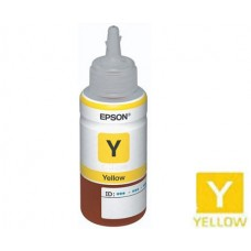 Epson T664420 UltraChrome Yellow Ink Bottle