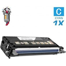 Dell G483F (330-1199) High Yield Cyan Laser Toner Cartridge Premium Compatible