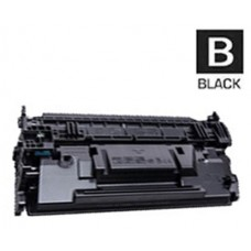 Hewlett Packard CF287A HP87A Black Laser Toner Cartridge Premium Compatible